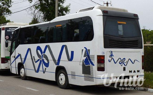 аренда авто Автобус МАN Аrabus 8150 в Киеве