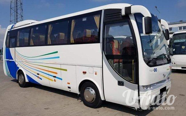 аренда авто Автобус Temsa Opal на свадьбу