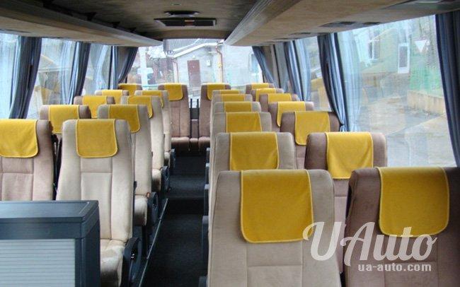 аренда авто Автобус Mercedes Atego 1223 L в Киеве