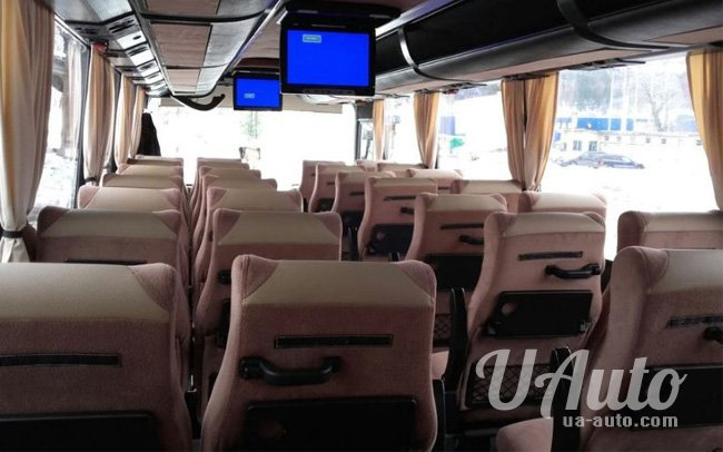 аренда авто Автобус Bova 38 мест в Киеве