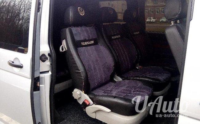 аренда авто Volkswagen Transporter T5 в Киеве