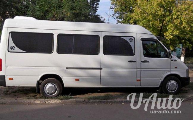 аренда авто Микроавтобус Volkswagen LT 35 в Киеве