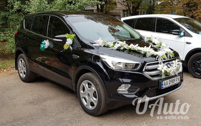 аренда авто Ford Kuga в Киеве