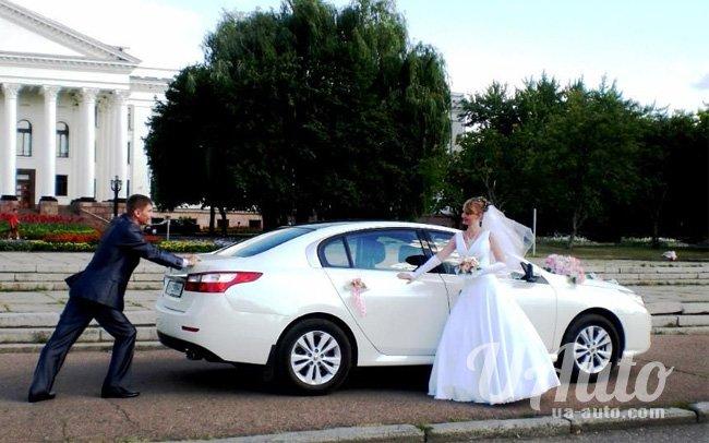аренда авто Renault Latitude в Киеве