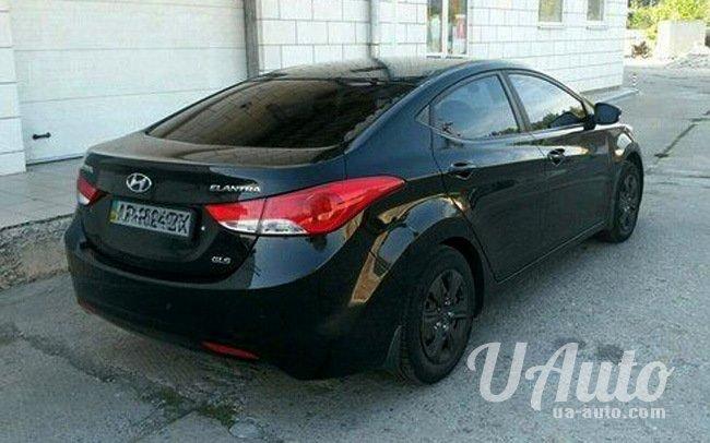 аренда авто Hyundai Elantra в Киеве
