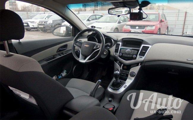 аренда авто Chevrolet Cruze LT в Киеве