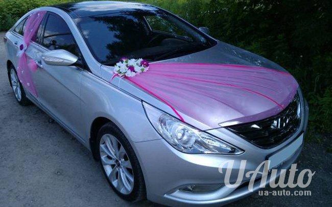 аренда авто Hyundai Sonata в Киеве