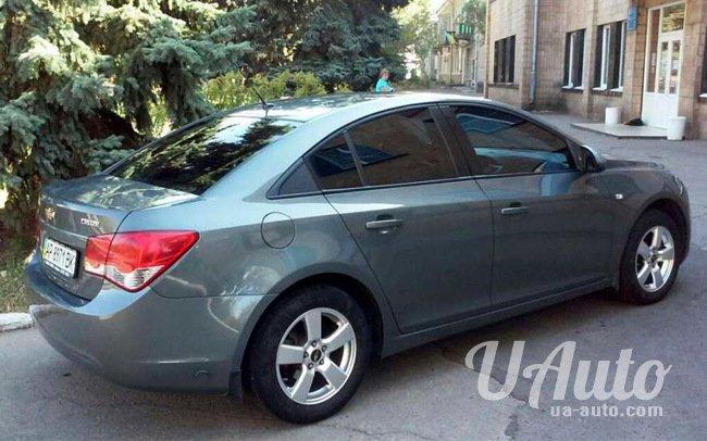 аренда авто Chevrolet Cruze в Киеве