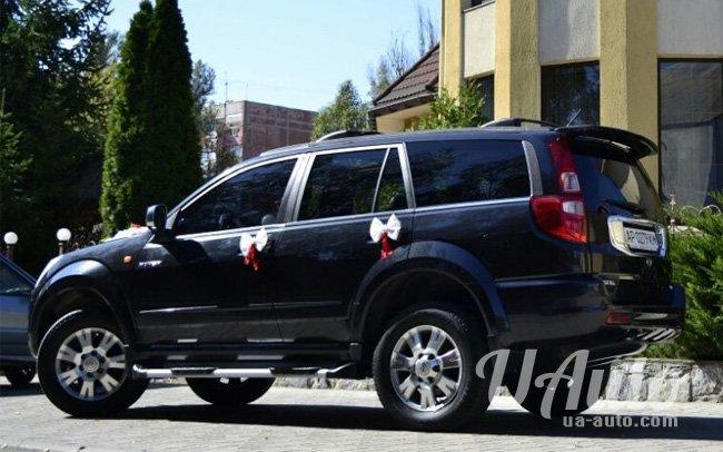 аренда авто Great Wall Hover в Киеве