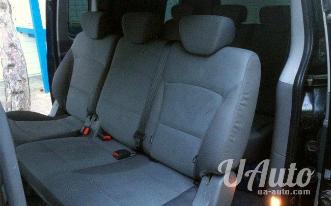 аренда авто Hyundai Starex H1 в Киеве