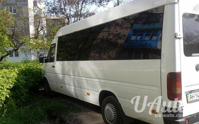 аренда авто Микроавтобус Volkswagen LT в Киеве