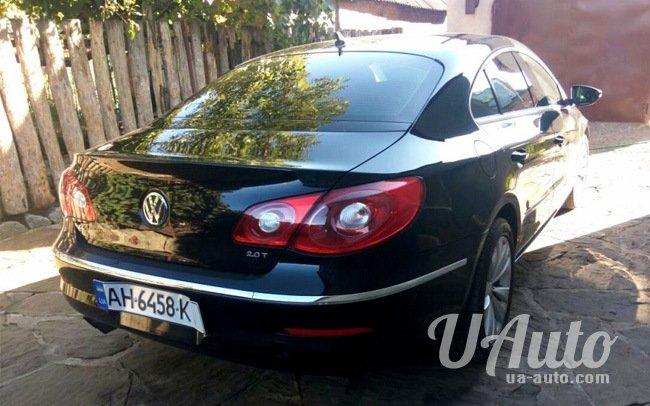 аренда авто Volkswagen Passat CC в Киеве