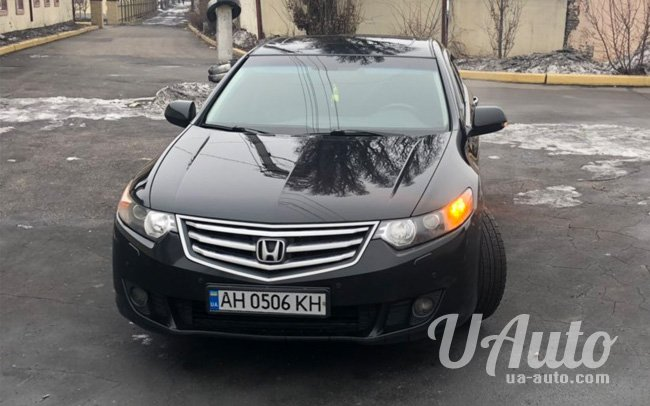 аренда авто Honda Accord в Киеве