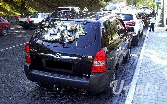 аренда авто Hyundai Tucson в Киеве