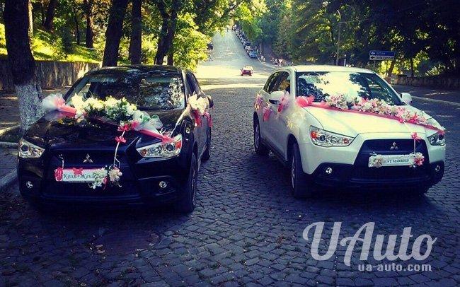 аренда авто Mitsubishi ASX в Киеве