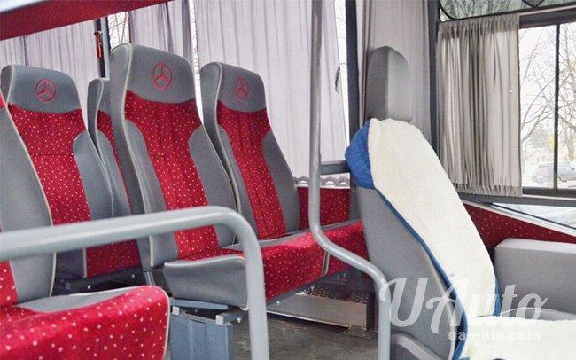 аренда авто Автобус Mercedes Sprinter в Киеве