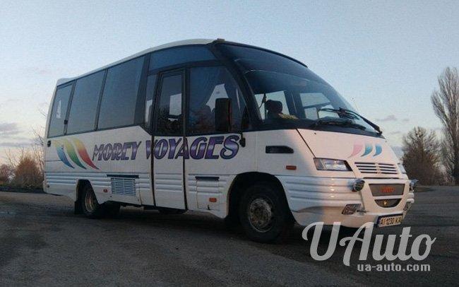 аренда авто Автобус Iveco Mago в Киеве