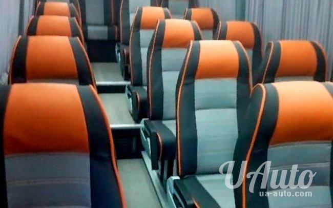 аренда авто Микроавтобус Mercedes Sprinter 313 в Киеве
