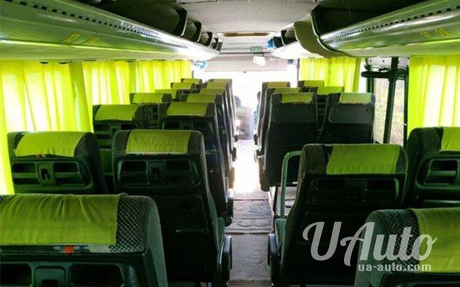 аренда авто Автобус MAN Marbus в Киеве