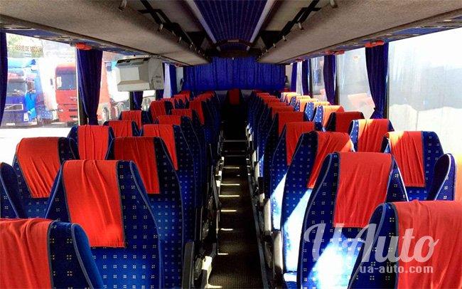 аренда авто Автобус Van Hool EOS 200 в Киеве