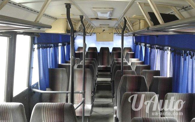 аренда авто Автобус Setra S 215 в Киеве