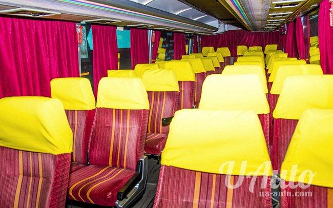 аренда авто Автобус Setra S 210 HD в Киеве