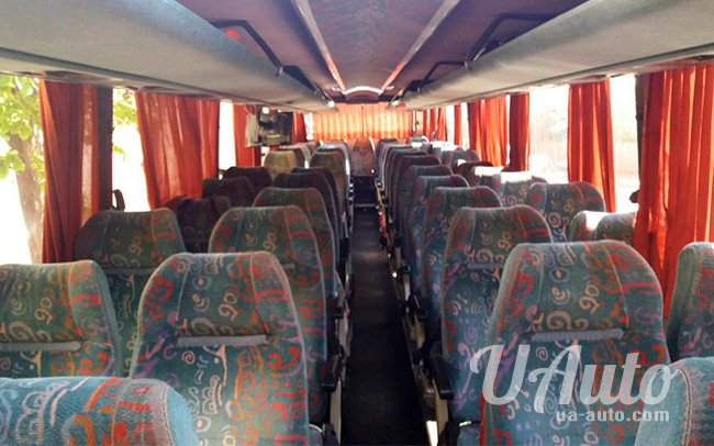 аренда авто Автобус EOS 233 в Киеве