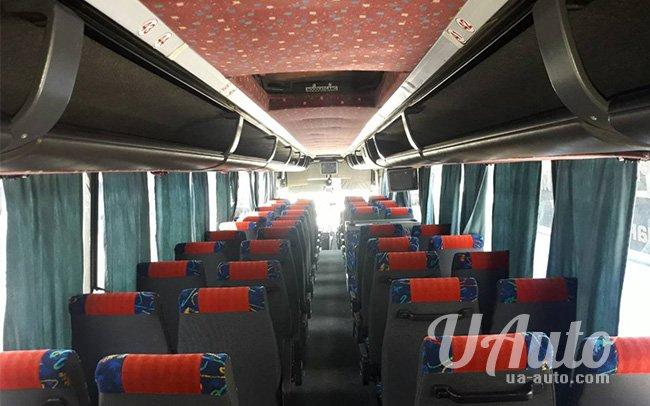 аренда авто Автобус Bova FHD 14.370 в Киеве