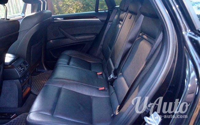 аренда авто BMW X6 в Киеве