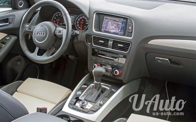 аренда авто Audi Q5 в Киеве