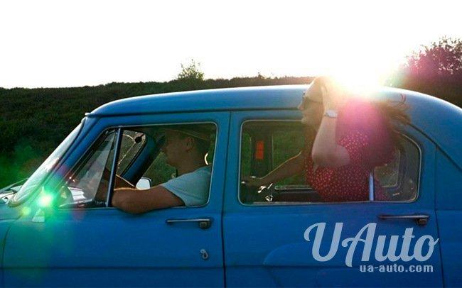 аренда авто Ретро ГАЗ 21 в Киеве