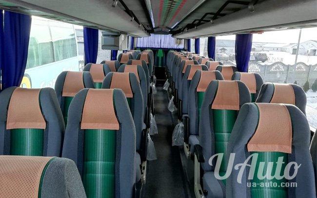 аренда авто Автобус EOS E-200 COACH в Киеве