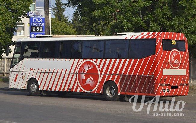 аренда авто Автобус Bova FHD 12.370 в Киеве