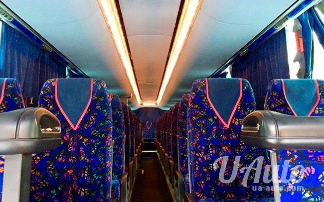 аренда авто Автобус Neoplan Starliner в Киеве