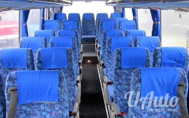 аренда авто Автобус Iveco 24 места в Киеве