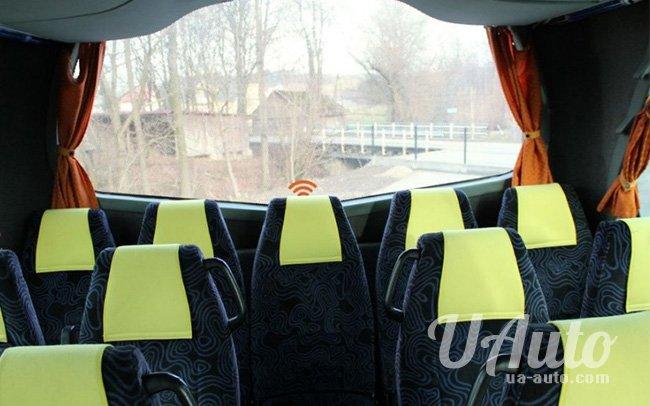 аренда авто Автобус Neoplan 55 мест в Киеве