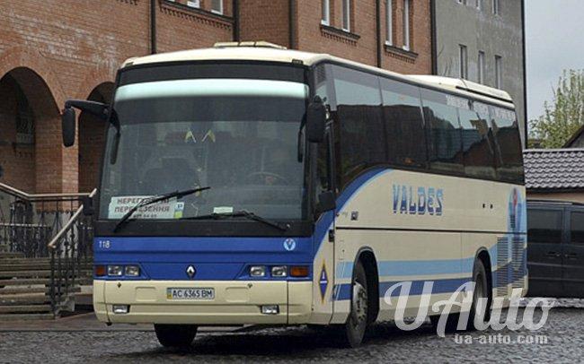 аренда авто Автобус Renault FR1 в Киеве