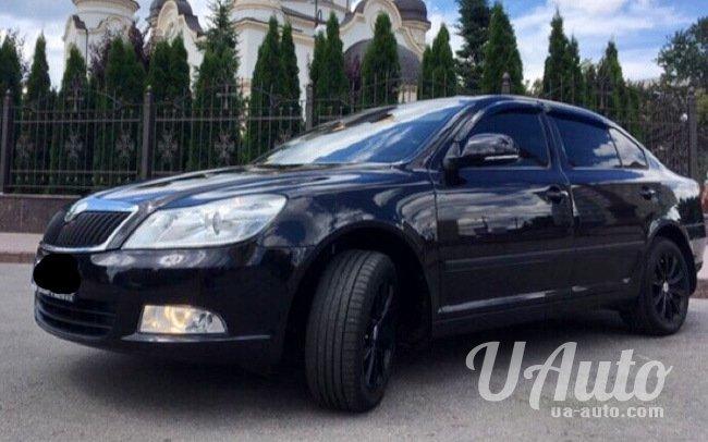 аренда авто Skoda Octavia в Киеве