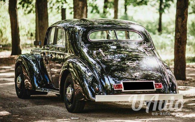 аренда авто Ретро Opel Admiral в Киеве