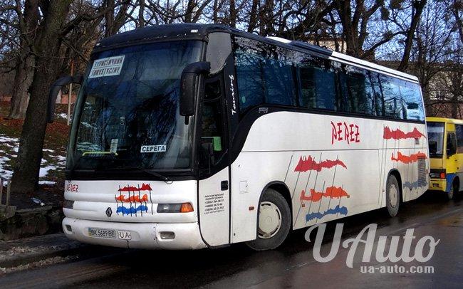 аренда авто Автобус Renault 54 места в Киеве