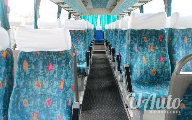 аренда авто Автобус MAN 10.220 в Киеве