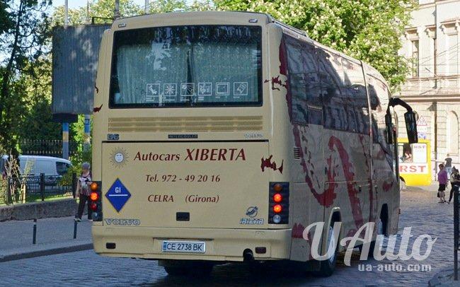 аренда авто Автобус Volvo Irizar в Киеве