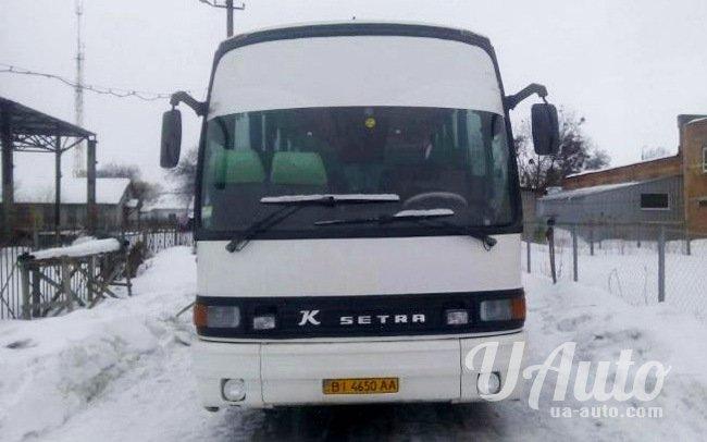 аренда авто Автобус Setra S 210 в Киеве