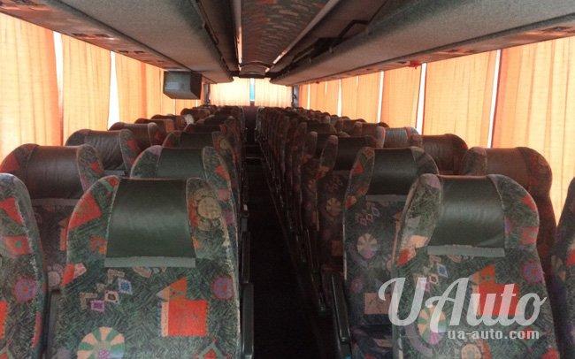 аренда авто Автобус Van Hool EOS 200L в Киеве