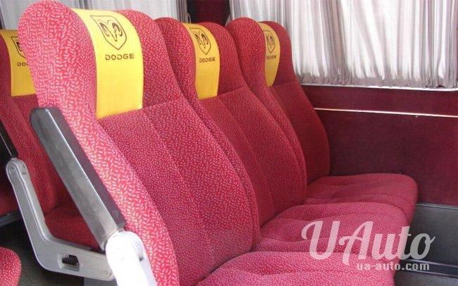 аренда авто Микроавтобус Dodge Sprinter в Киеве