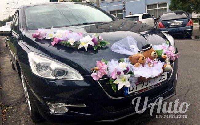 аренда авто Peugeot 508 в Киеве
