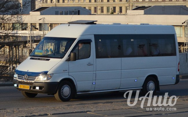 аренда авто Микроавтобус Mercedes Sprinter 311 на свадьбу