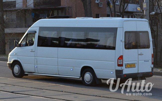 аренда авто Микроавтобус Mercedes Sprinter 311 в Киеве