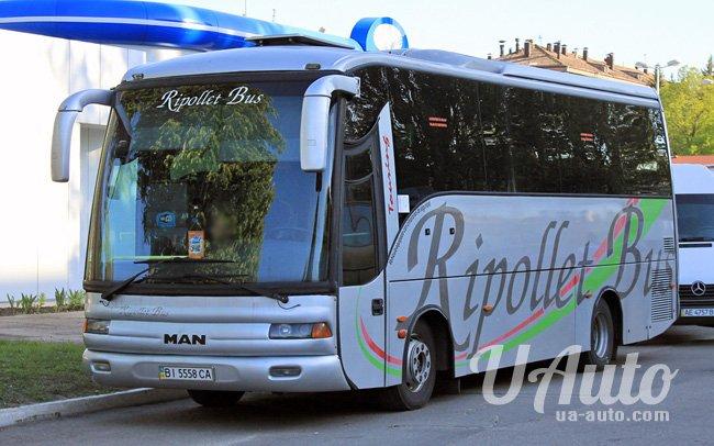 аренда авто Автобус MAN Touring в Киеве