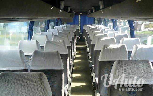 аренда авто Автобус Ayats Bravo I в Киеве